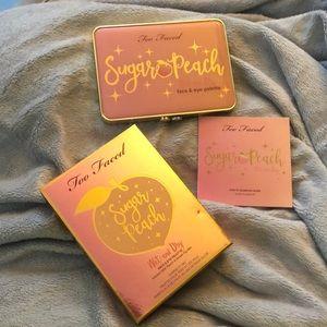 Brand New Too Faced Sugar Peach Palette